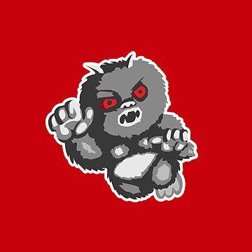 Monster by SpilledMilkGraphics