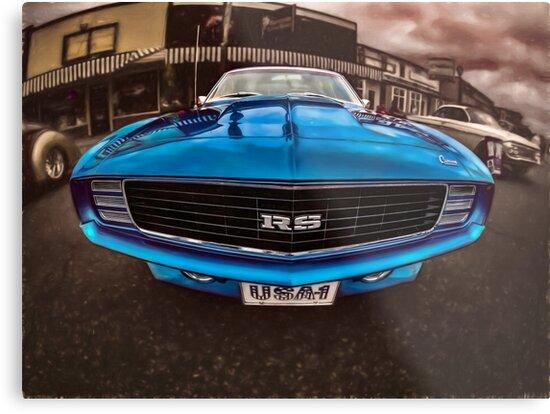 RS Blue by Steve Walser