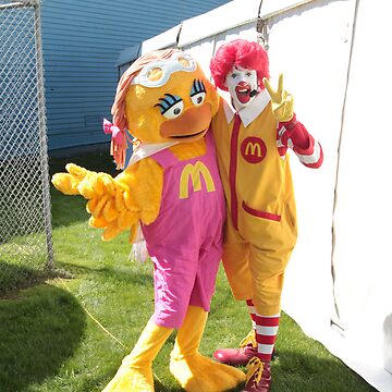 Ronald McDonald - Royal Hobart Show 2011 by PaulWJewell