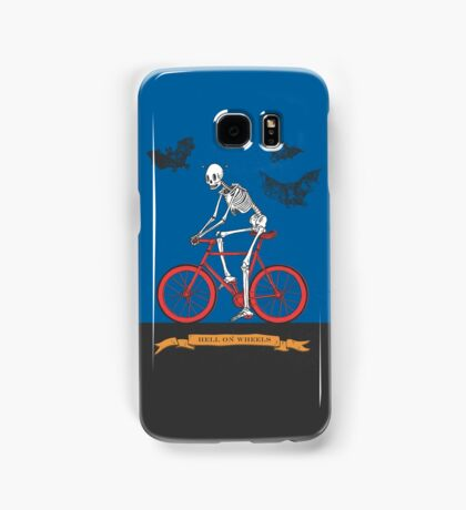 Hell On Wheels Samsung Galaxy Case/Skin