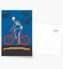 Hell On Wheels Postcards