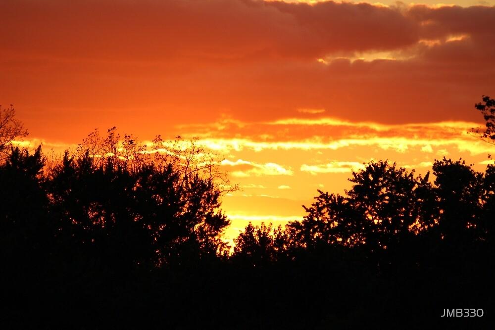 Fire in the sky by JMB330