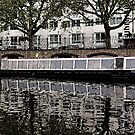 London  Waterbus Companies  Narrow boat 'Milton', at Little Venice. by John Gaffen