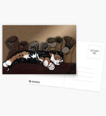 Hush Puppy Postcards