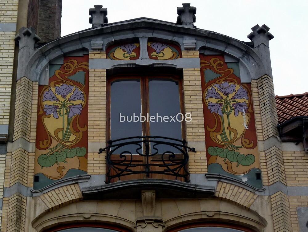 Art  Nouveau in Brussels by bubblehex08
