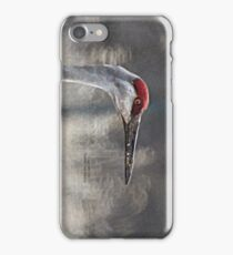 Crane Head iPhone Case/Skin