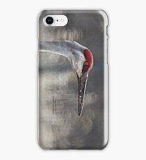 Crane Head iPhone Case/Skin