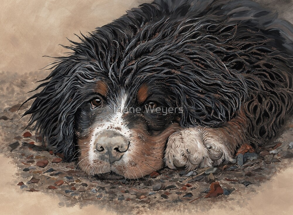 Mud Magnet by Liane Weyers