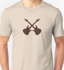 Crossed Guitars T-Shirt