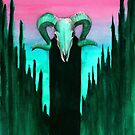 Devil - Teal and Pink Edit by Kye Smith