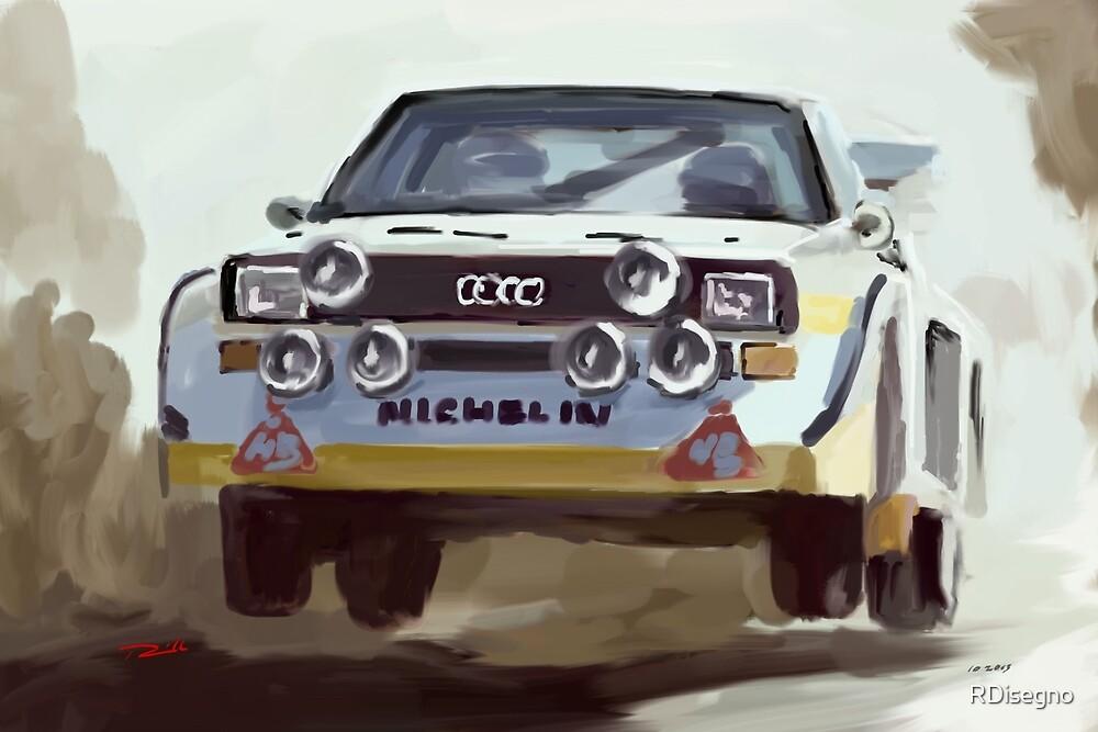 Audi S4 Sport Quattro by RDisegno