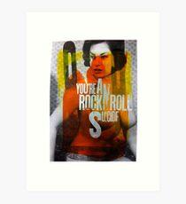 RocknRollSuicide Art Print