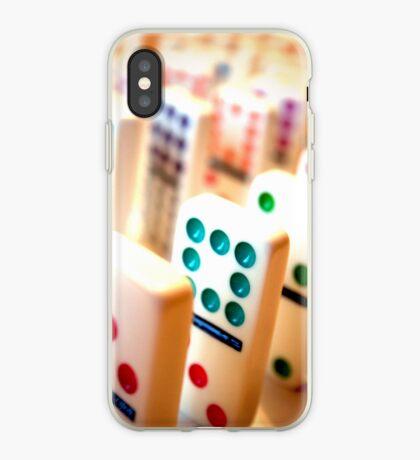 iPhone Case - Domino Effect iPhone Case