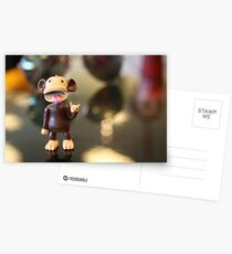 Rock Monkey Postcards