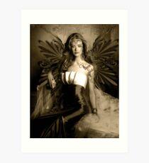 "Angel Series I - ""Soullight Mirrors"" Art Print"
