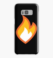 Flammable Samsung Galaxy Case/Skin