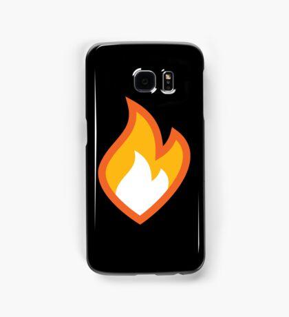 Flammable Samsung Galaxy Case/Skin