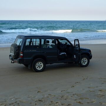 Beach 4WD by AussieColin