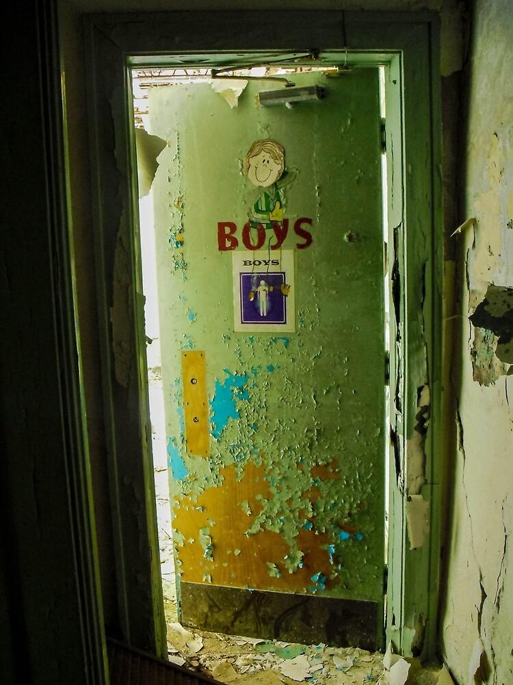 Boys! Boys! Boys!  by Paul Lubaczewski