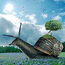 A Children's Tale.... by Carol Knudsen