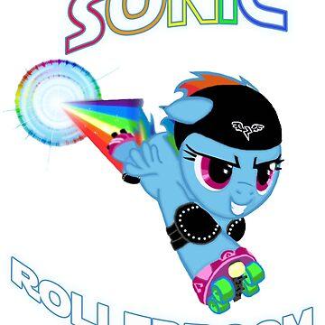 Sonic Rollerboom by BadRabbit