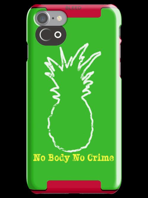 No Body No Crime by sillicus
