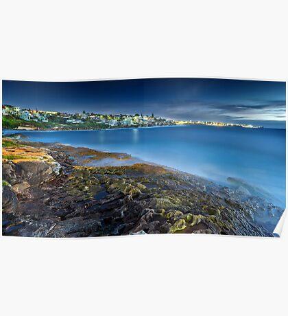 A New Day - Lurline Bay, Sydney Poster