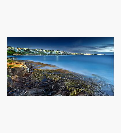 A New Day - Lurline Bay, Sydney Photographic Print