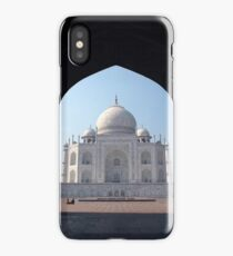 Taj Mahal, India iPhone Case/Skin