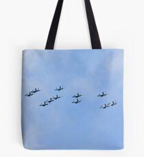 F/A-18F Super Hornets, Tweed Heads Tote Bag