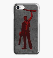 Hail to the king iPhone Case/Skin