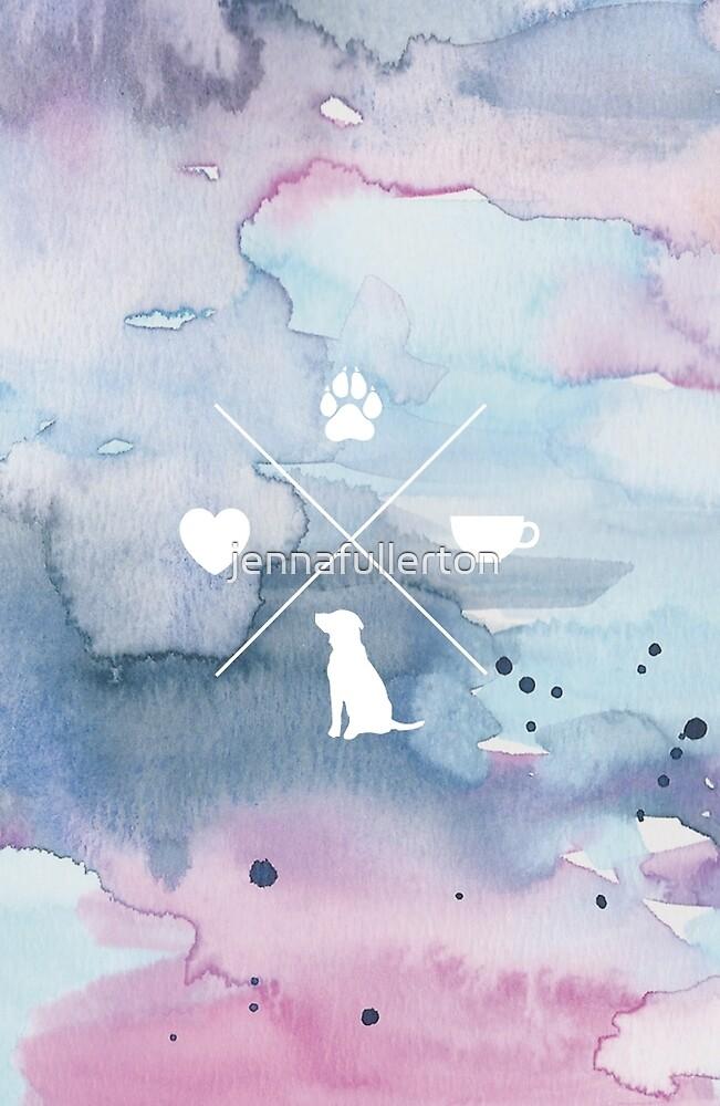 Coffee Shop Dogs by jennafullerton