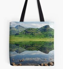 Blea Tarn ..A July Scene.. Tote Bag
