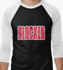 Blocker Men's Baseball ¾ T-Shirt