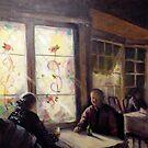 At the pub by Ivana Pinaffo