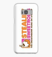 Stealin' Sweetrolls Samsung Galaxy Case/Skin