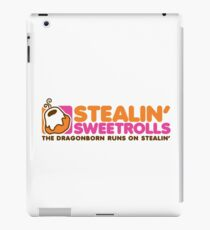Stealin' Sweetrolls iPad Case/Skin