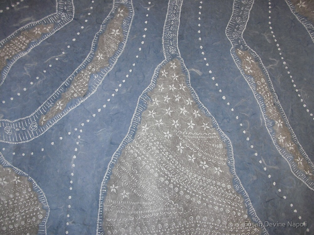 denim and lace #2 by Susan Devine (Napoli)