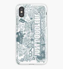 Just Doodle It iPhone Case/Skin