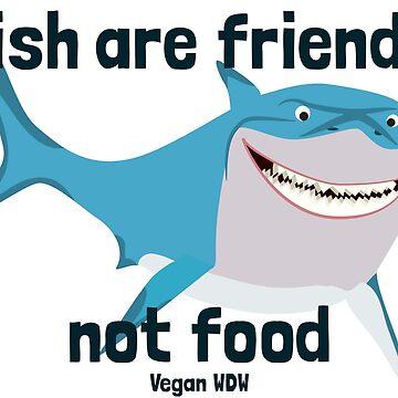 VDW Shark by VeganDisneyWorl