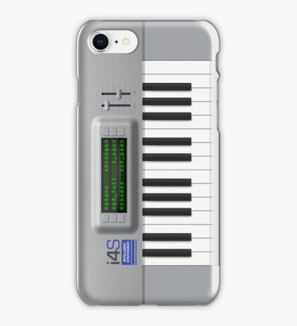 Electronic Synthesiser iPhone Case/Skin