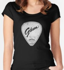Legendary Guitar Pick Mashup Version 01 Women's Fitted Scoop T-Shirt