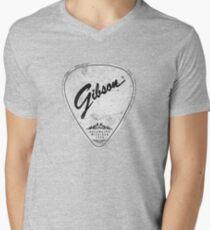 Legendary Guitar Pick Mashup Version 01 Mens V-Neck T-Shirt
