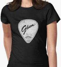 Legendary Guitar Pick Mashup Version 01 Women's Fitted T-Shirt