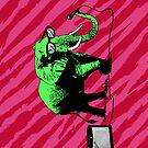 Singing Elephant by marxmith
