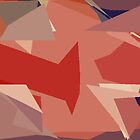 Abstract Union Jack by MaverickDesign