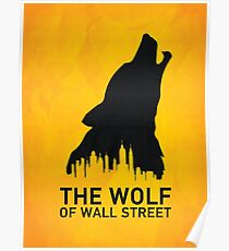 The Wolf of Wall Street Posters | Redbubble