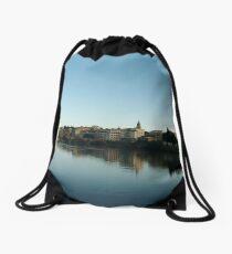Fiume Arno - Florence  Drawstring Bag