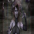 Vampire Nights iPhone Case by EnchantedDreams