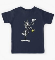 Cat N Mouse Game Tee Kids Clothes